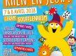 FESTIVAL DES RHEN'EN EN JEUX LES 7 & 8 AVRIL A SOUFFLENHEIM